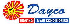 Dayco Heating and Cooling Logo